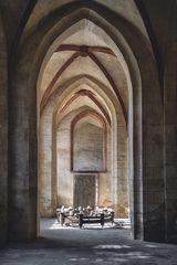 Südflügel der Basilika Eberbach
