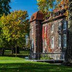Südflügel des Schlosshotels Velen...