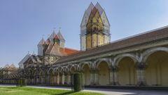 Südfriedhof in Leipzig (3D)