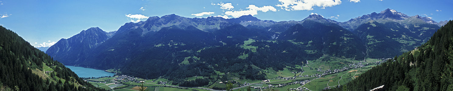 Südliche Alpenberge
