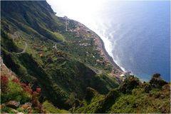 Südliche Steilküste Madeiras