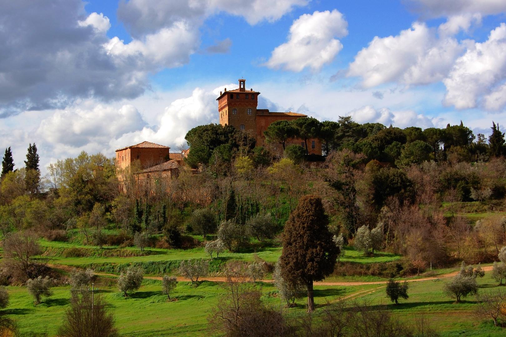 Südliche Toscana
