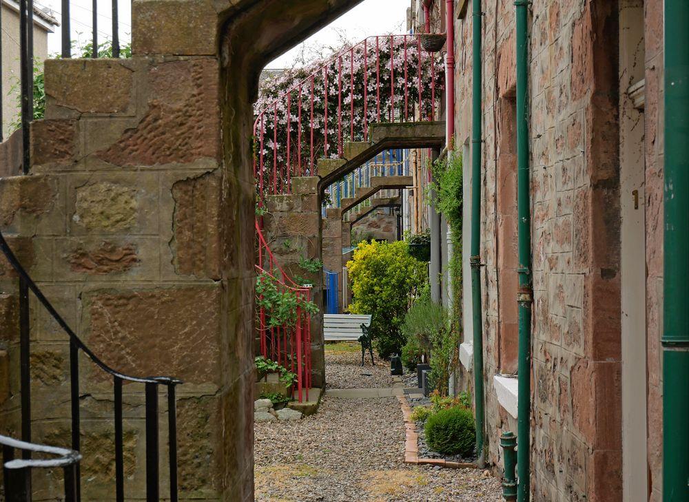 Südlicher Flair in Inverness