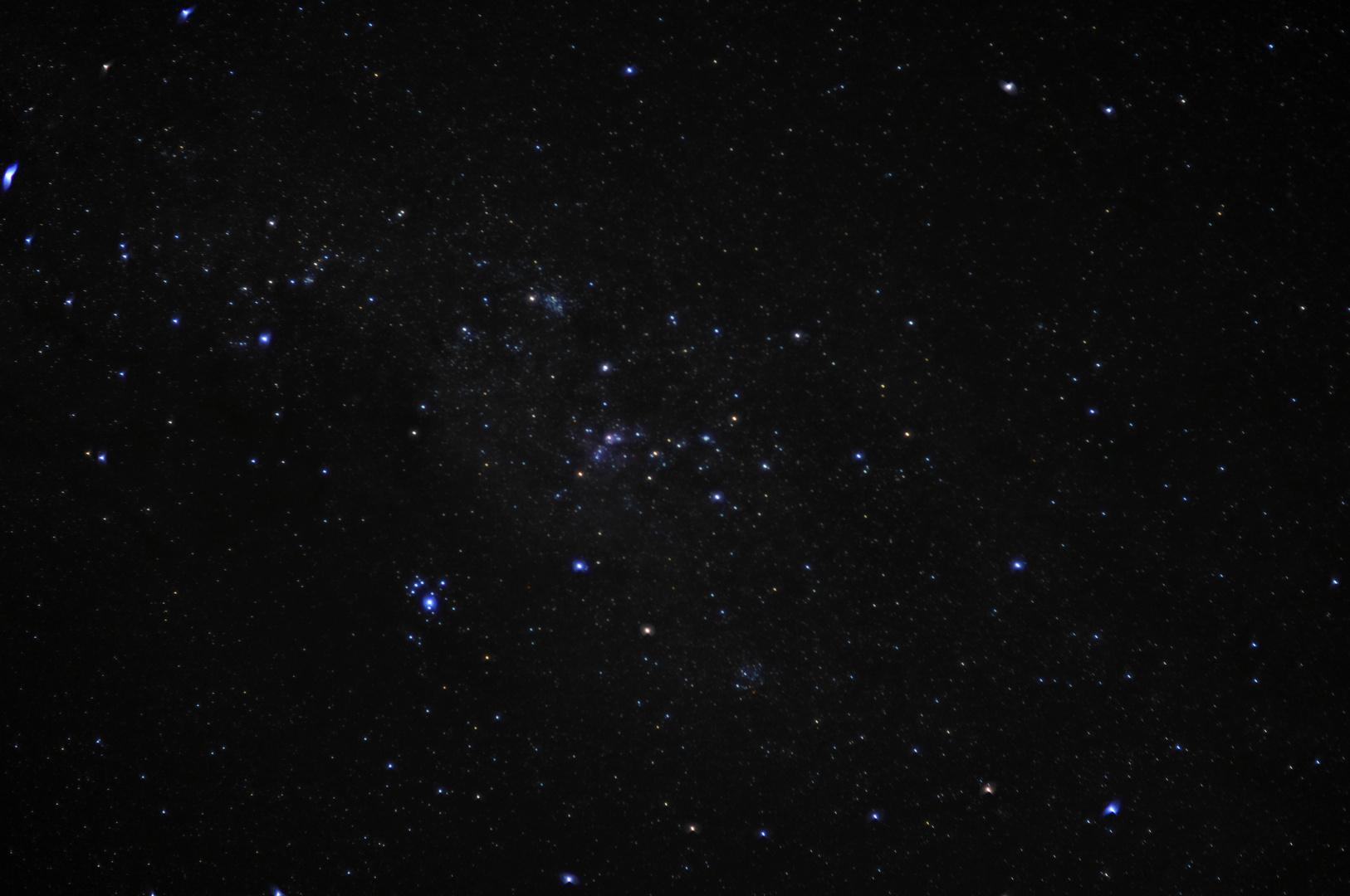 Südlicher Sternenhimmel
