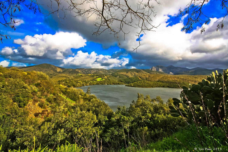 südöstlich  Sardinien