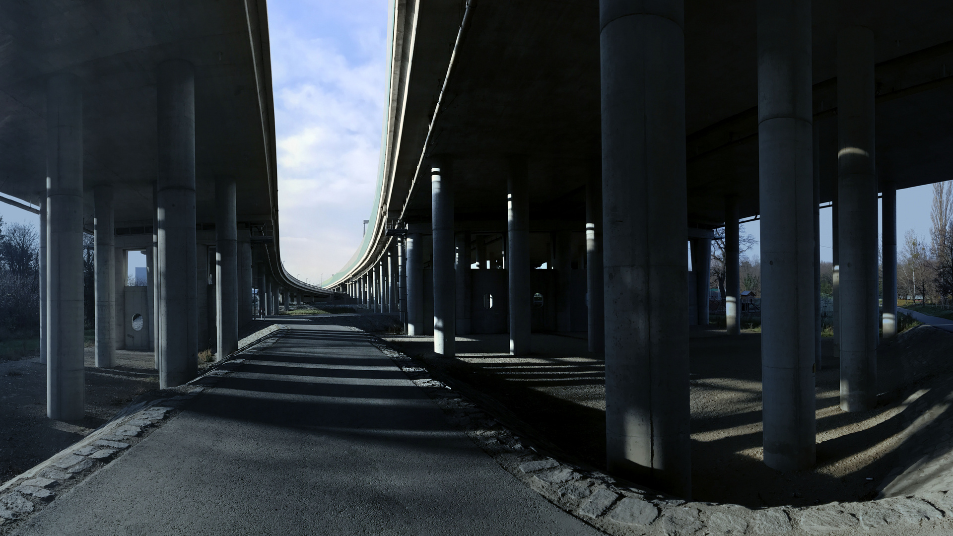 Südosttangente Brücken