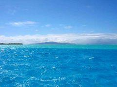Südsee-Badewanne ... gegen Fernweh und bei schlechtem Wetter