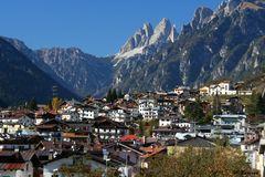 Südtirol, Dörfchen Auronzo