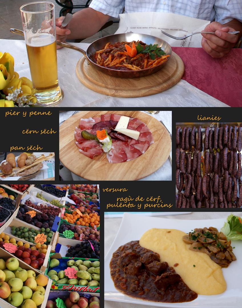 Südtirol: Ladinische Kulinaria