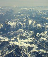 Südtirol - mal von oben