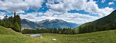 Südtirol - Marzoner Alm