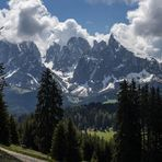 Südtirol - Unterwegs auf der Seiser Alm