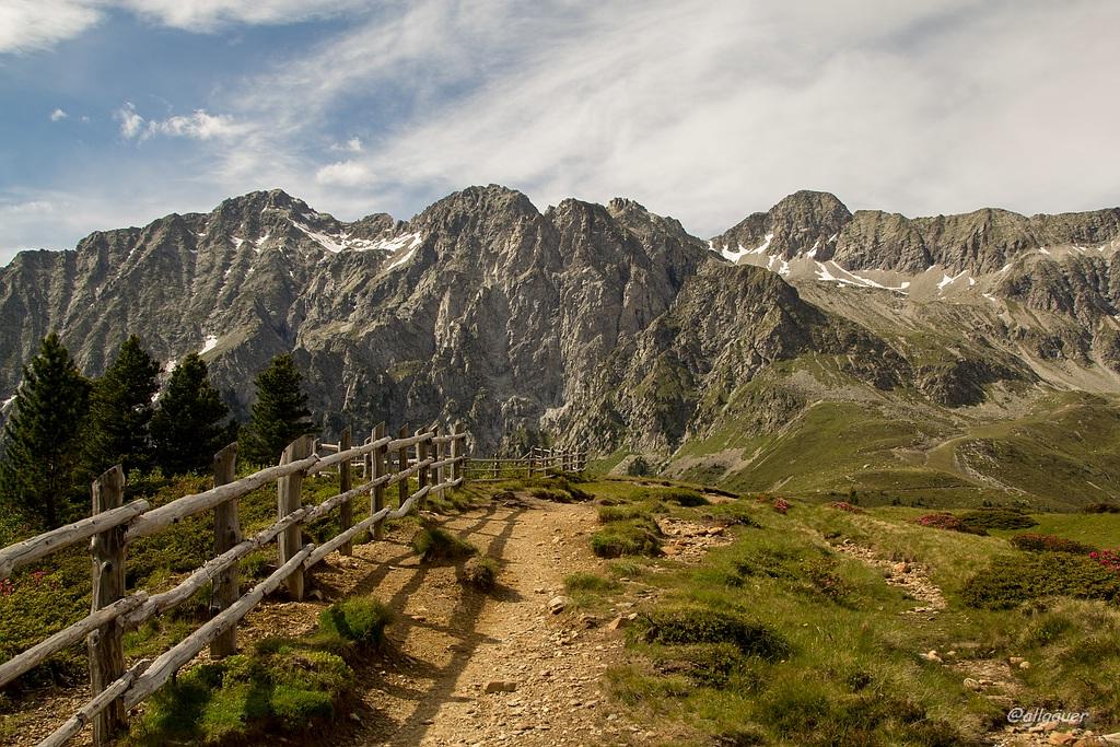 Südtiroler Bergwelt