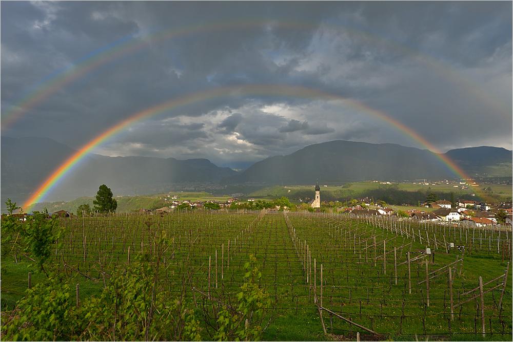 Südtiroler Regenbogen