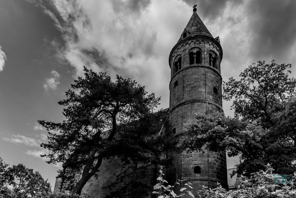 Südturm der Klosterkirche zu Lorch