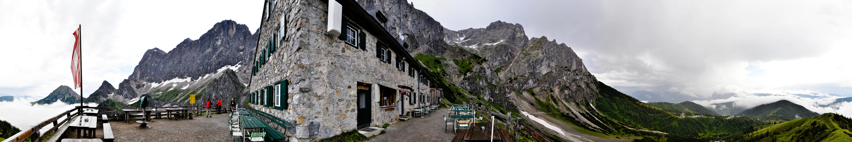 Südwand- Dachstein