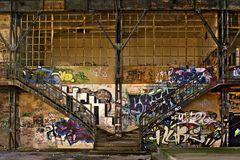 Südzentral WHV -Die Treppe-