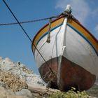 süßer Sand von Samos