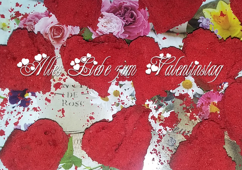 Valentinsgrüße Stampin'UP! Blog,