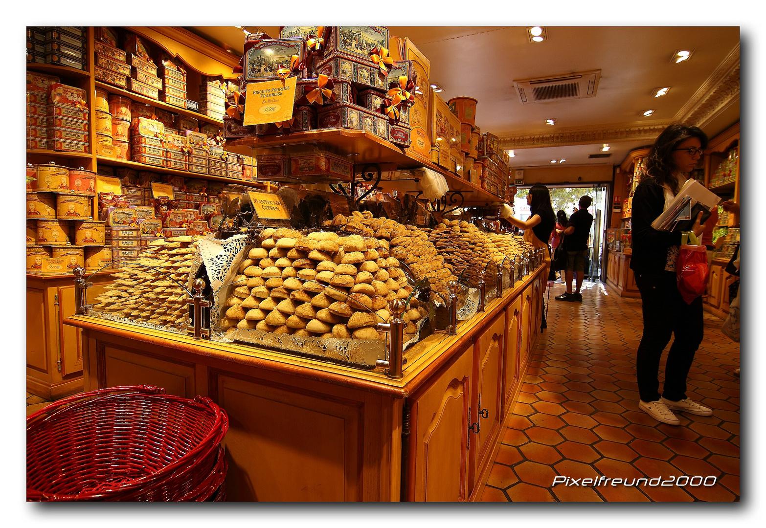 Süßes aus Marseille