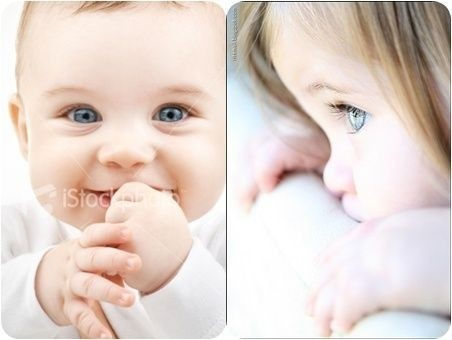 Süßes Kind