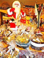 Süßes vom Weihnachtsmann