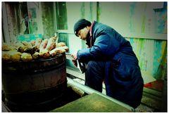 Süsskartoffeln to go