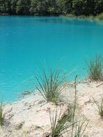 Süsswasser kann so aussehen...