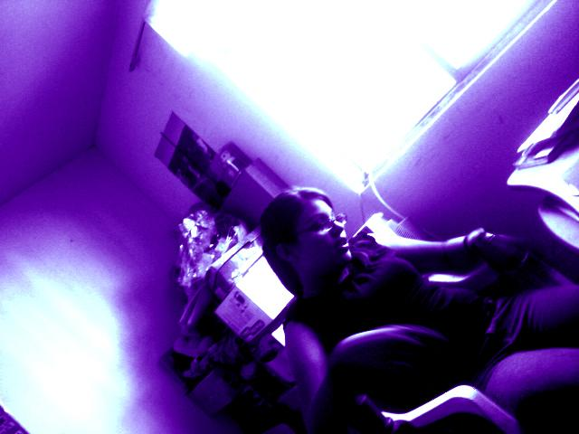 suffer purple