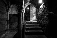 Suggestioni nella Cripta