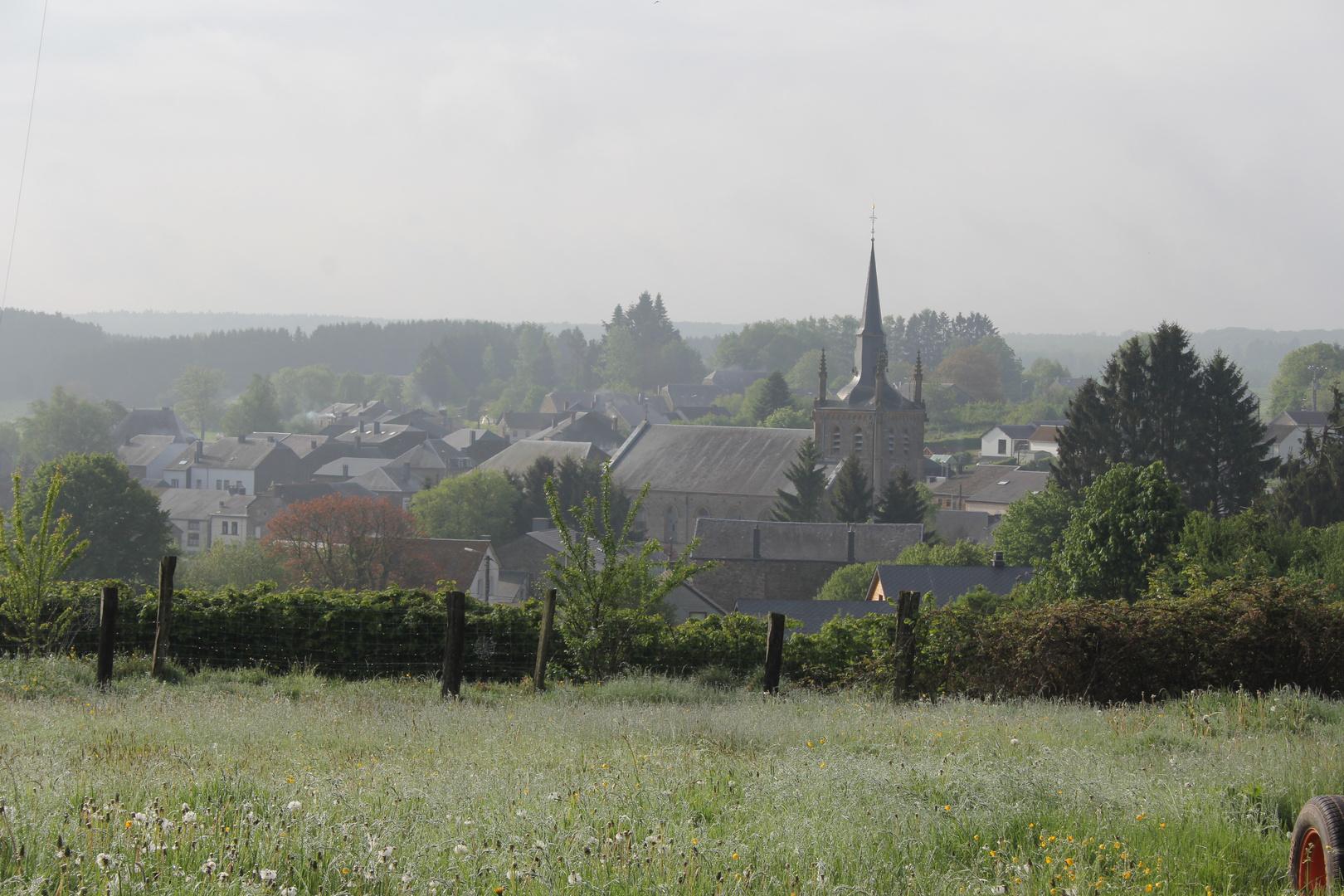 Sugny, Belgien.