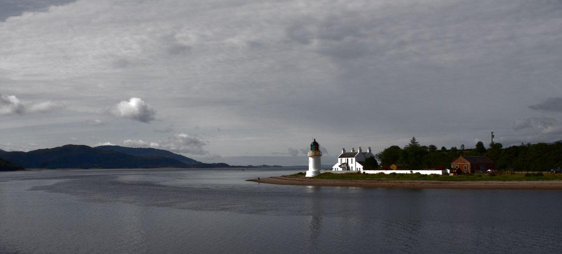 Sui laghi della Scozia