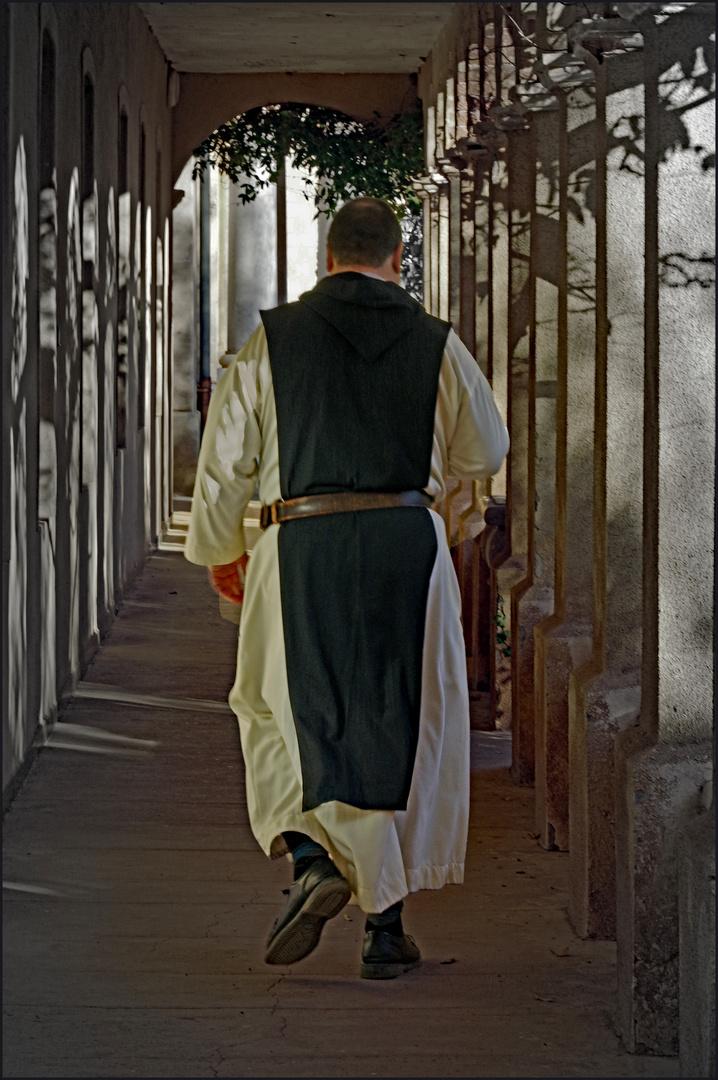 suivre les pas de la foi........