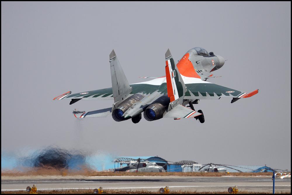 Sukhoi 30 MKI