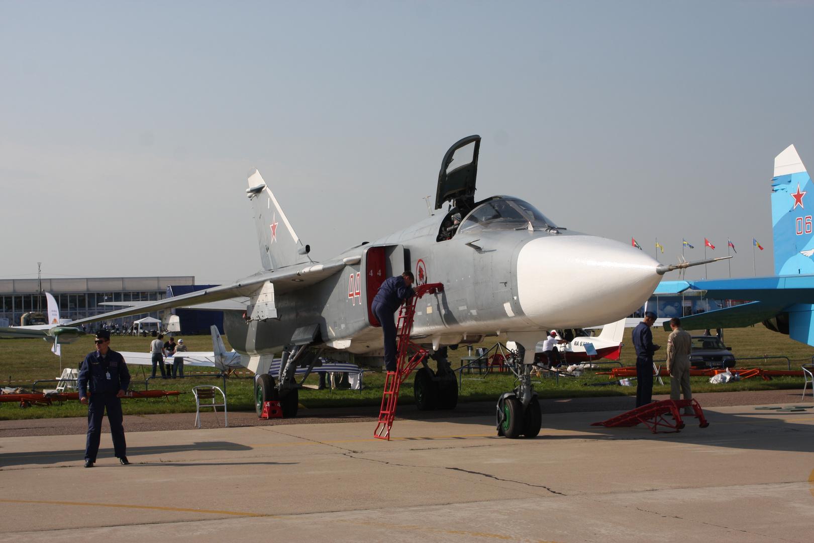 Sukhoi SU 24 M