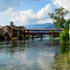 """"""" sul ponte di Bassano....."""