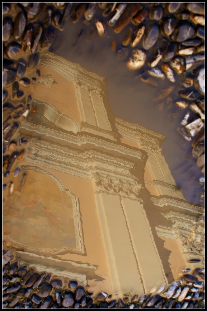 Sul sagrato di San Marco (rip.)