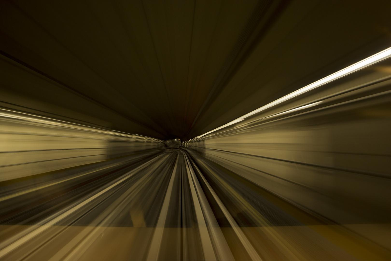 Sulla metro