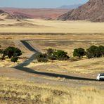 Sulle strade della... Namibia!!