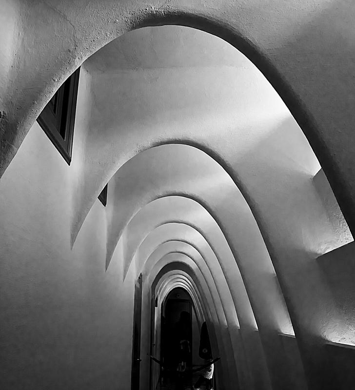 Sulle tracce di Gaudì