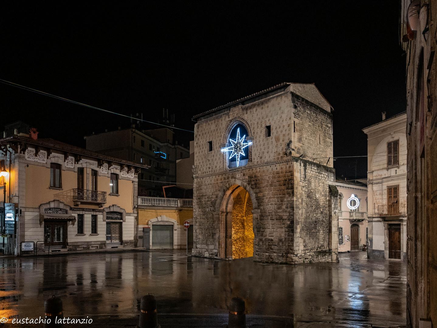 SULMONA...Porta Napoli