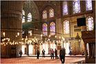 Sultan Ahmed Moschee ( Blaue Moschee )