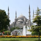 Sultan Ahmed Mosque and Complex in Istanbul