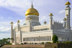 Sultan Omar Ali Saifuddin Moschee