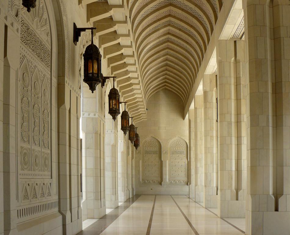 Sultan Qaboos-Moschee