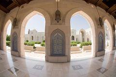 Sultan Quaboos Moschee-