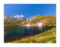 Summer at Summit Lake
