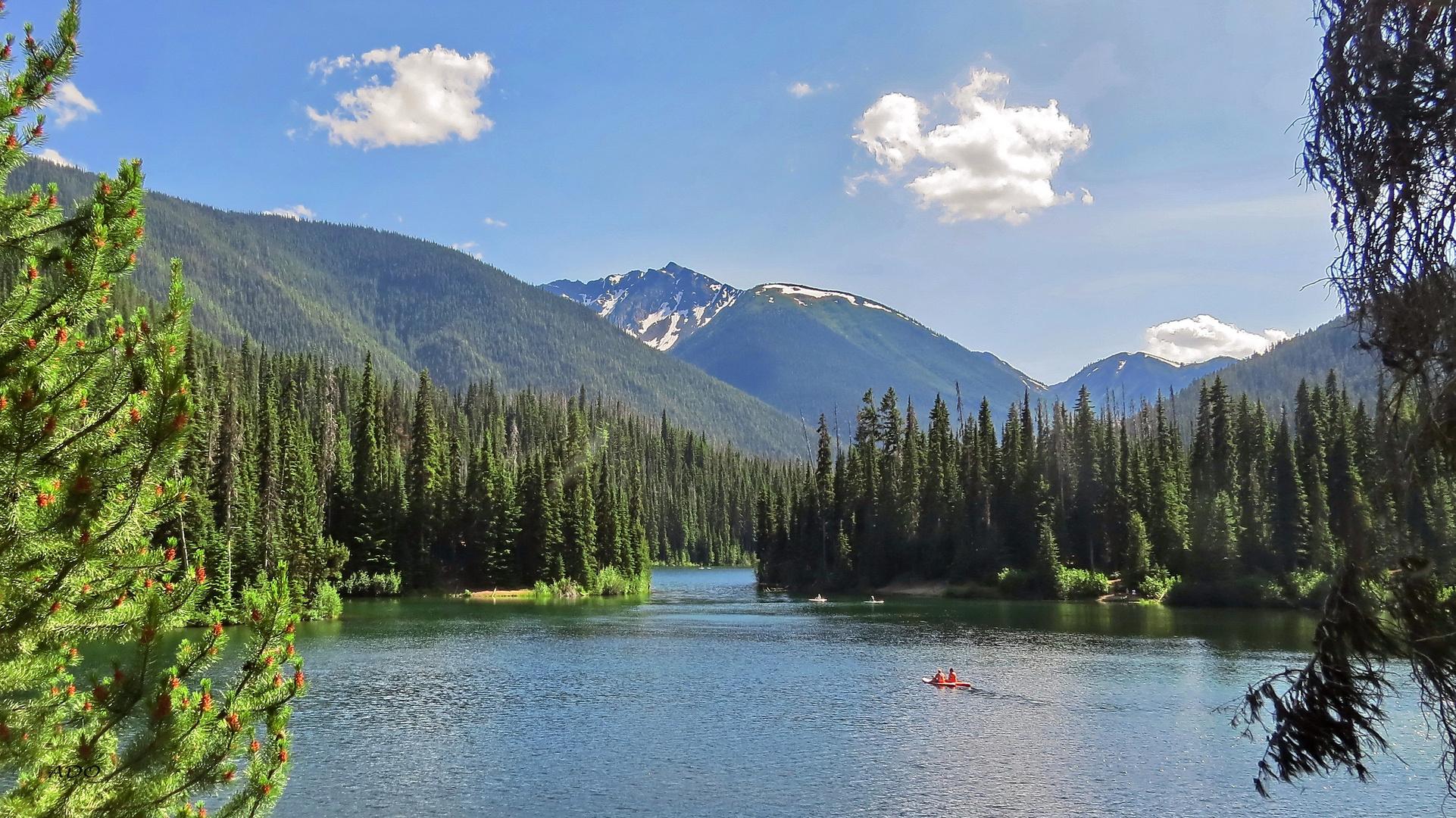 Summer at the Lake (2)