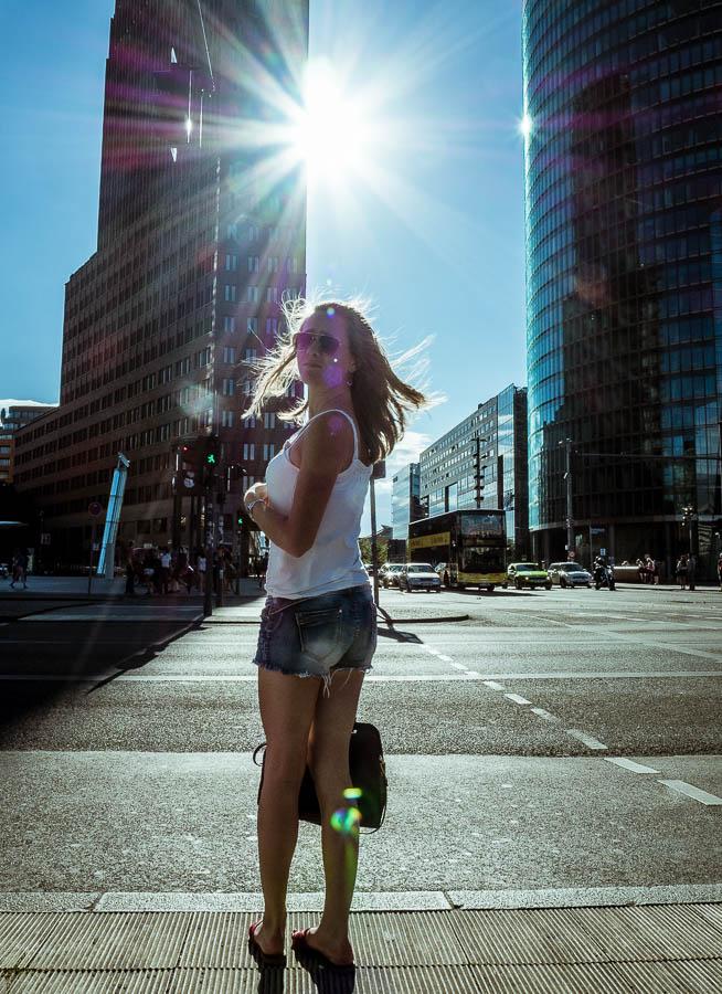 Summer in Berlin