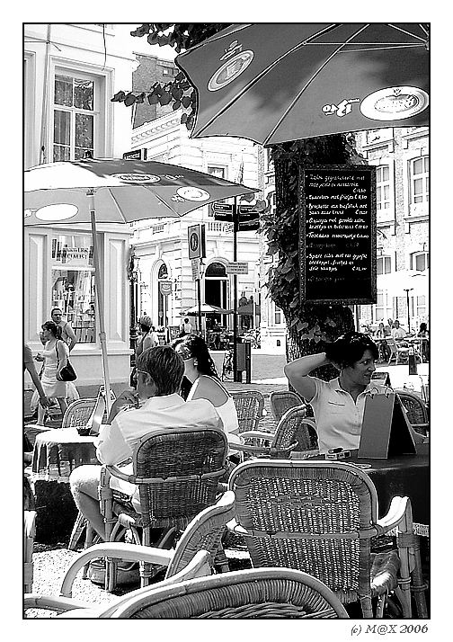 Summer in the City - S/W (Maastricht)